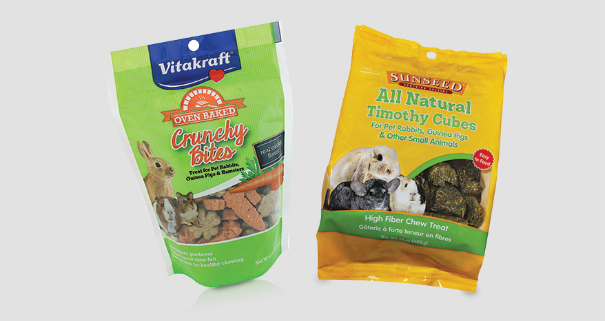 Rodent snacks from Vitakraft Sun See