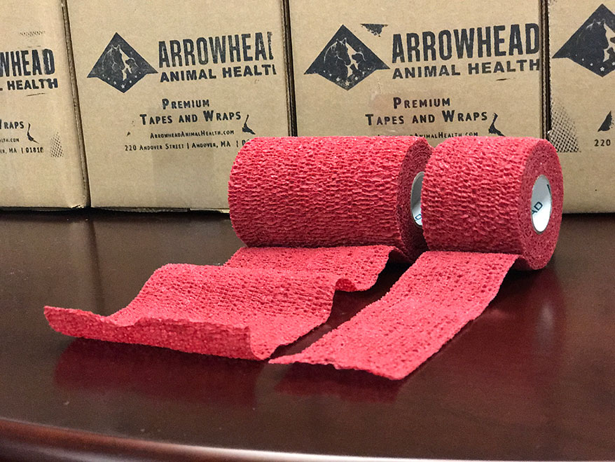 Arrowhead's powerful No-Chew tapes