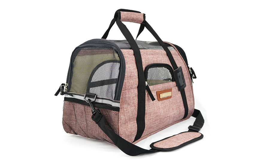 Soft-sided Travel Carrier from Pawfect Pets