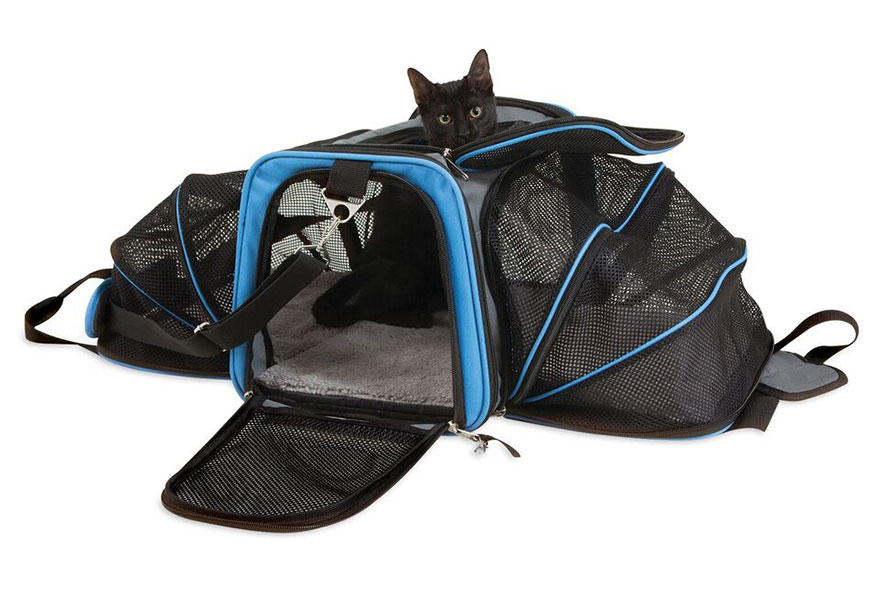 Jackson Galaxy Double Extend Carrier