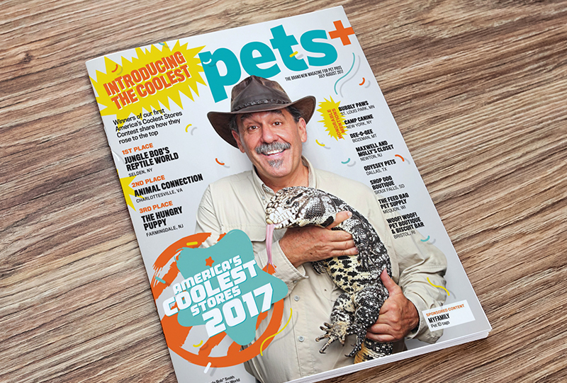 PETS+ Named Finalist for One of B2B Publishing's Highest Honors