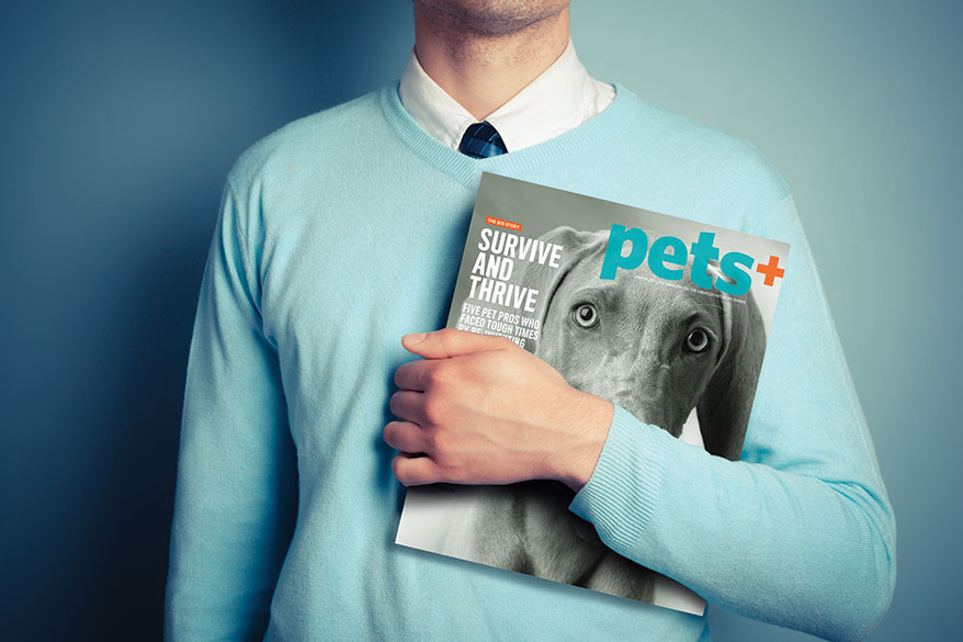 debut issue PETS+