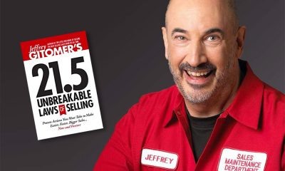 Jeffrey Gitomer 21.5 Unbreakable Rules of Selling
