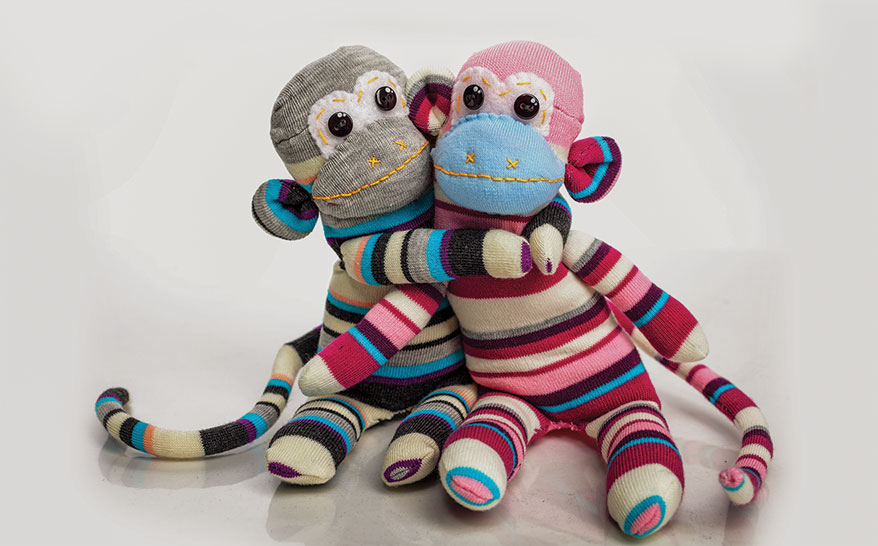 Calendar: March Comes In Like a Sock Monkey and Goes Out