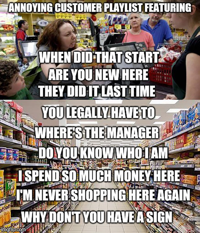 43 Memes That Perfectly Capture the Agony and Ecstasy (Well, Mostly the Agony) of Working Retail