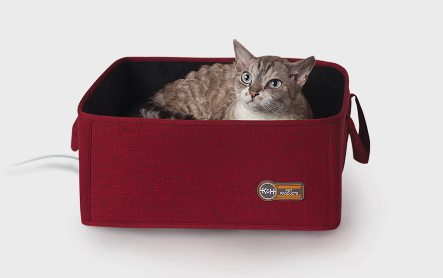 Thermo-Basket Heated Pet Bed from K&H Pet Products