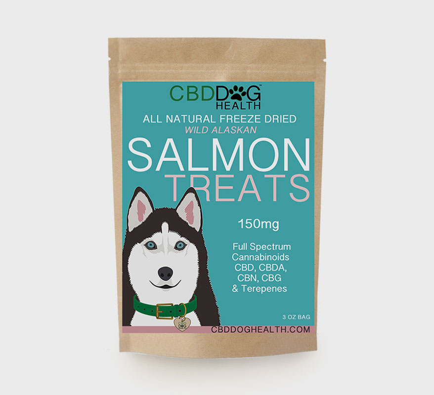 Freeze Dried Treats for Cats and Dogs from CBD Dog Health