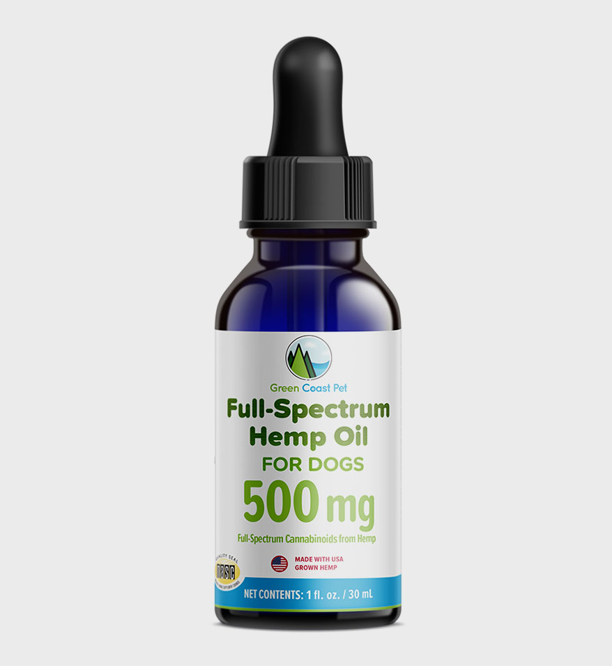 Full-Spectrum Hemp Oils from Green Coast Pet