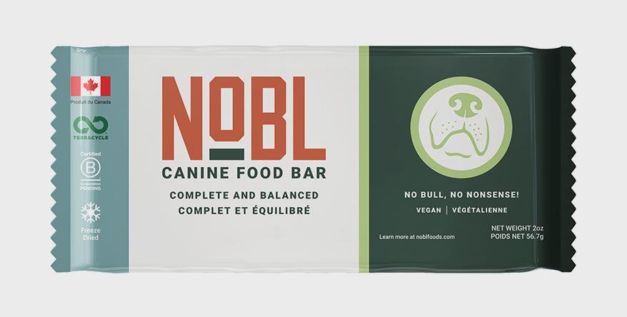 NOBL Vegan Canine Bar
