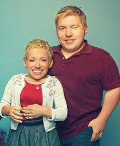Owner Bill Klein and wife Jen Arnold star in the TLC series The Little Couple