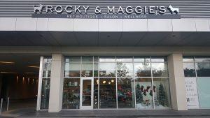 Rocky & Maggies exterior