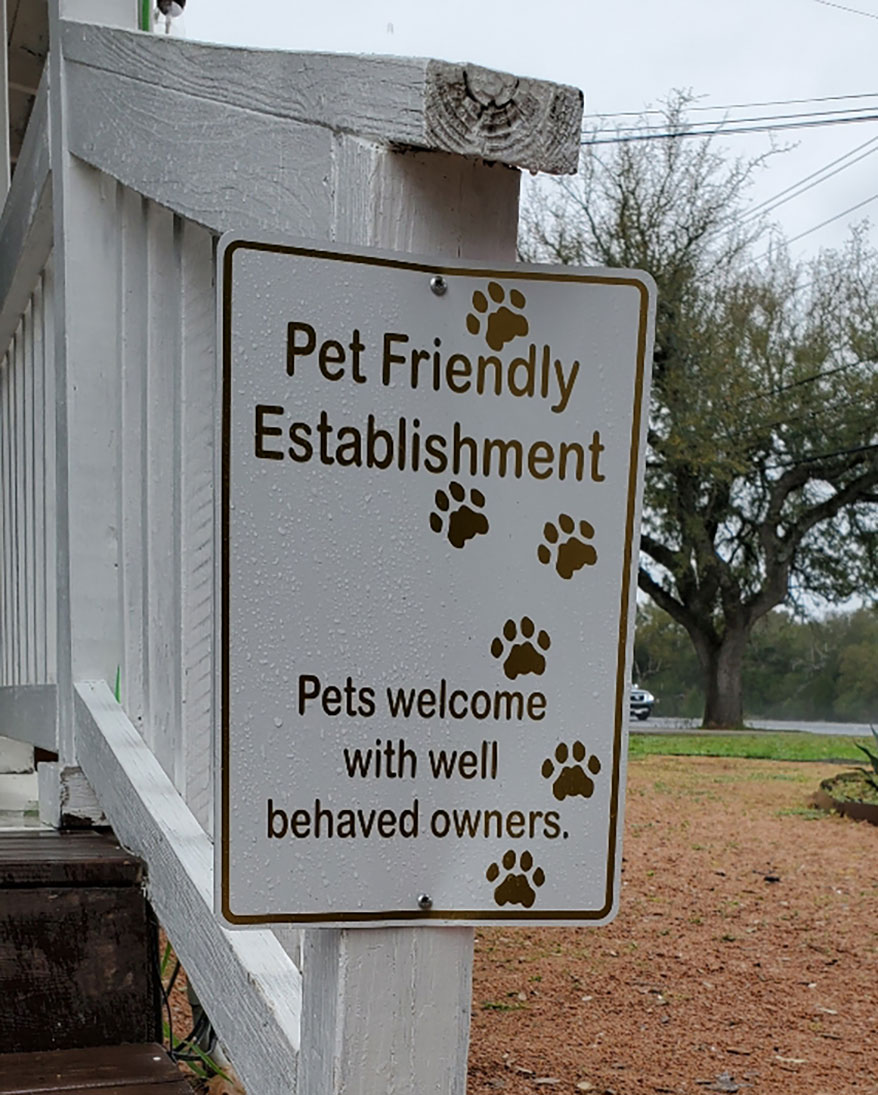 10 Pet Businesses That Have Fun With Signs [Photo Gallery]