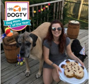 DOGTV Mom of the year