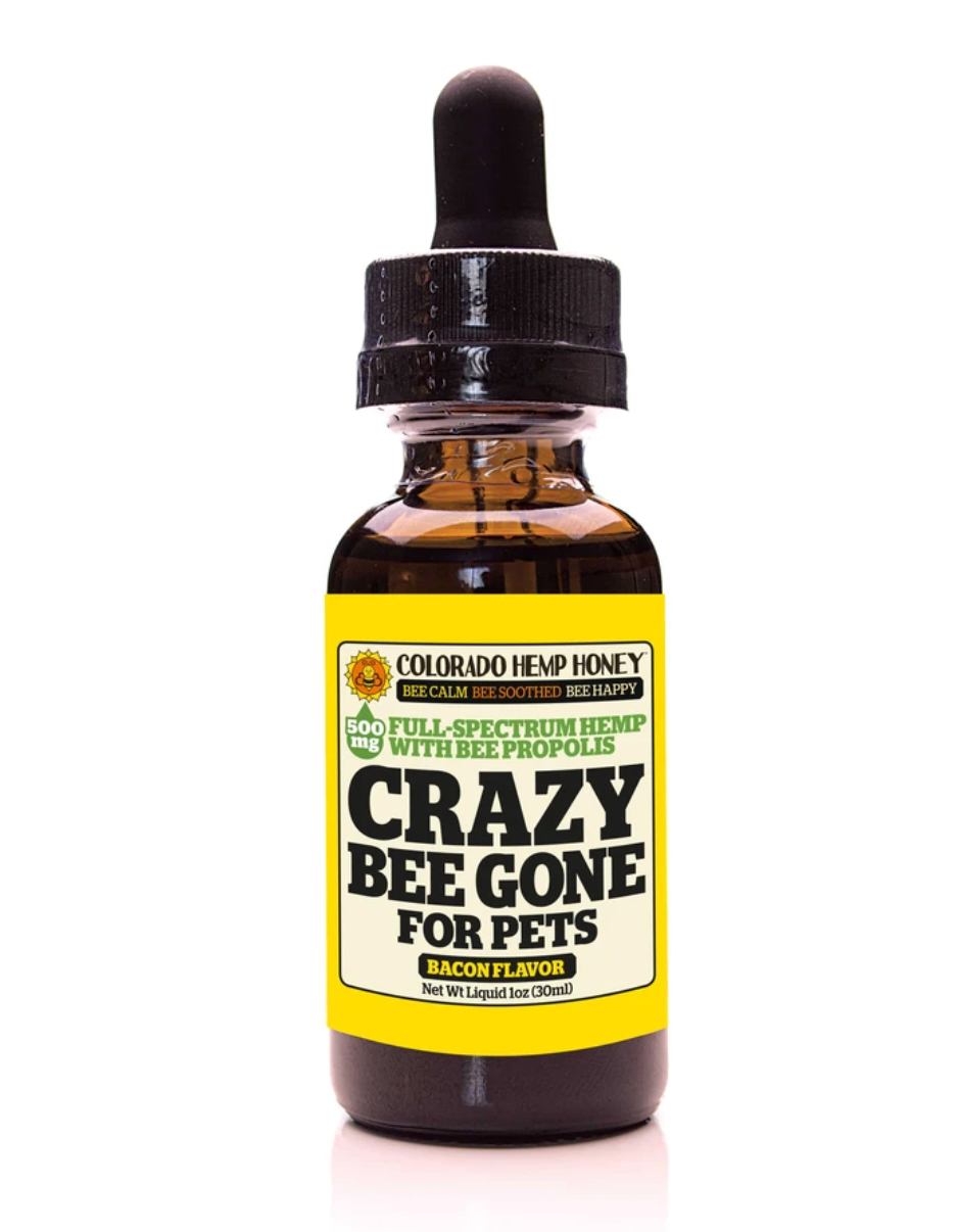 Colorado Hemp Honey tincture