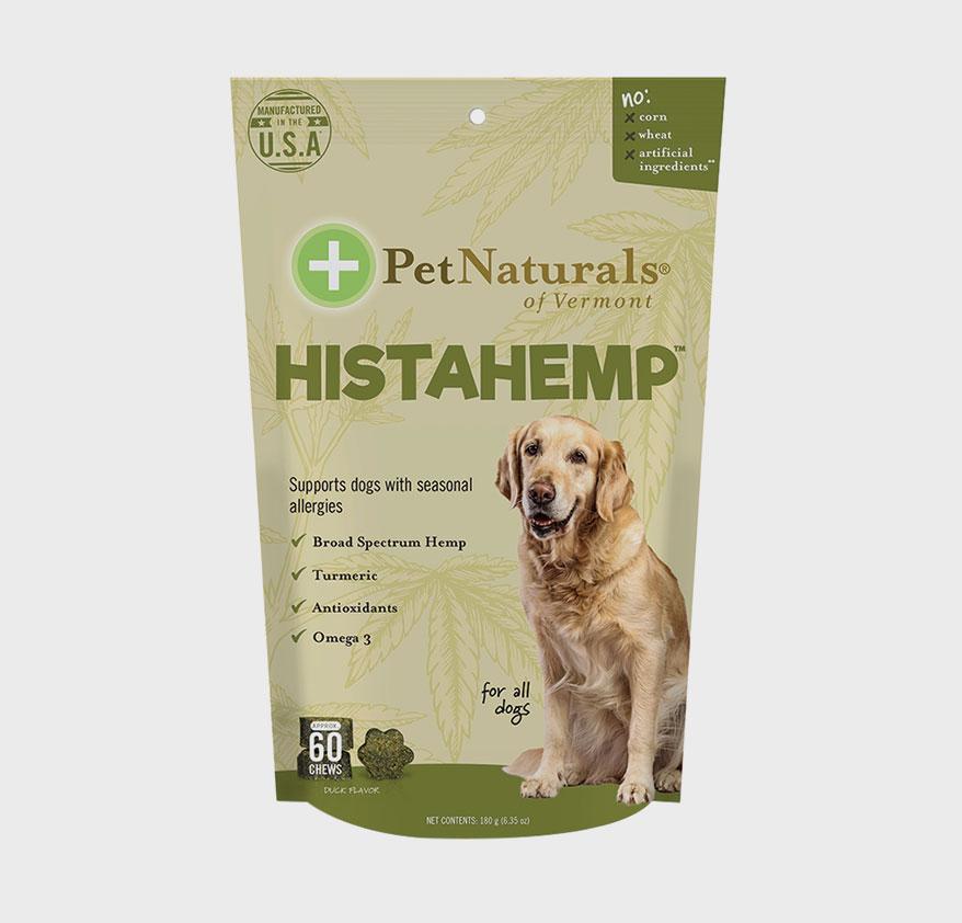 Pet Naturals of Vermont Histahemp
