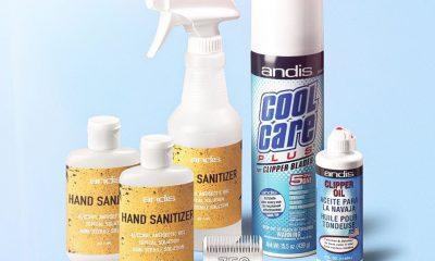 Andis COVID-19 groomer kit
