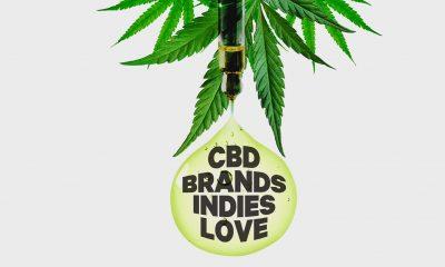 CBD brands indies love