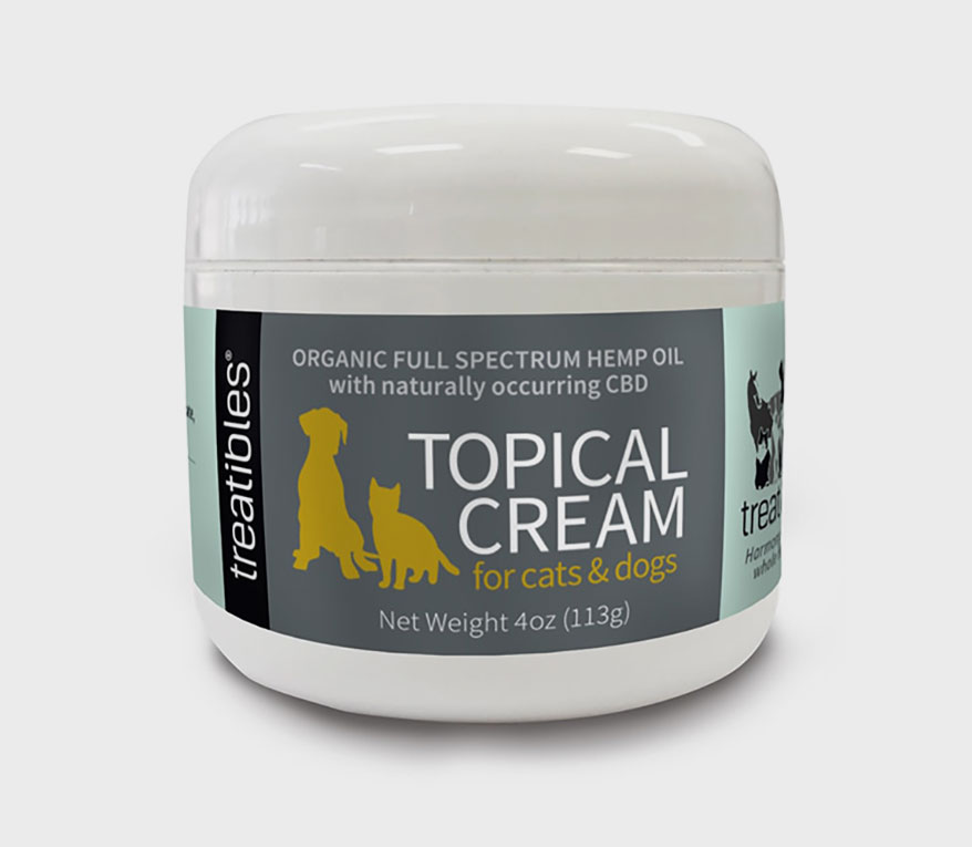 Treatibles Topical Cream