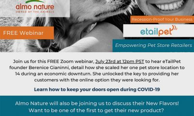Almo Nature Recession Proof Your Business Zoom Webinar