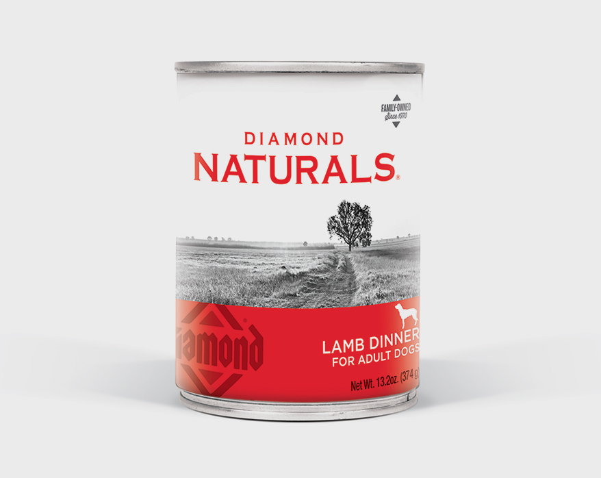 Diamond Naturals Lamb Dinner for Adult Dogs