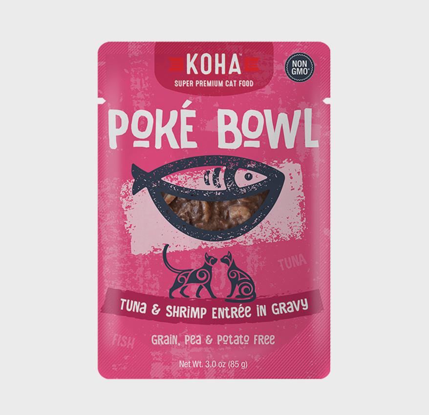 Koha Poke Bowls
