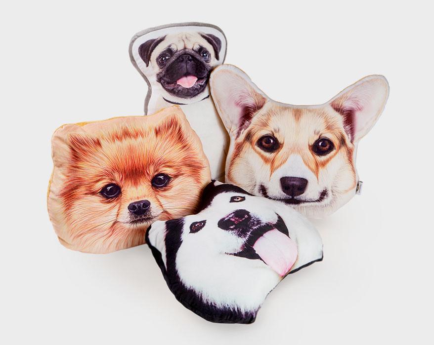 Lifestyle Pillows from NAYOTHECORGI