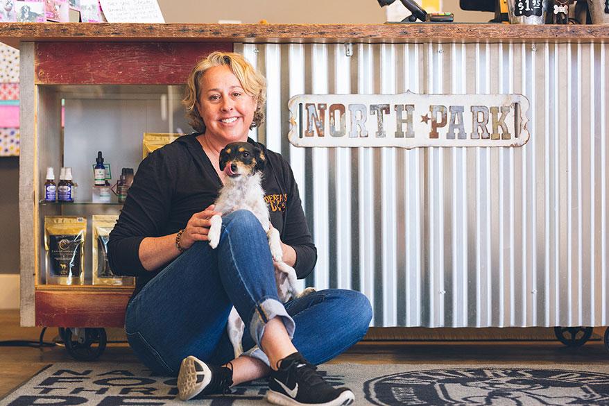 Dexter's Deli Owner Tori Rosay