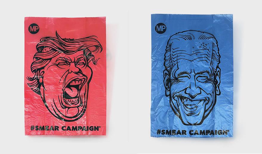 Metropaws political bags
