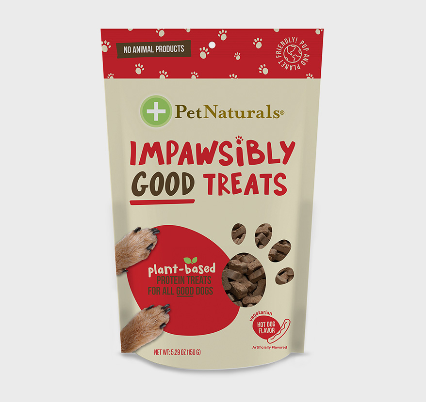 Impawsibly Good Treats from PET NATURALS