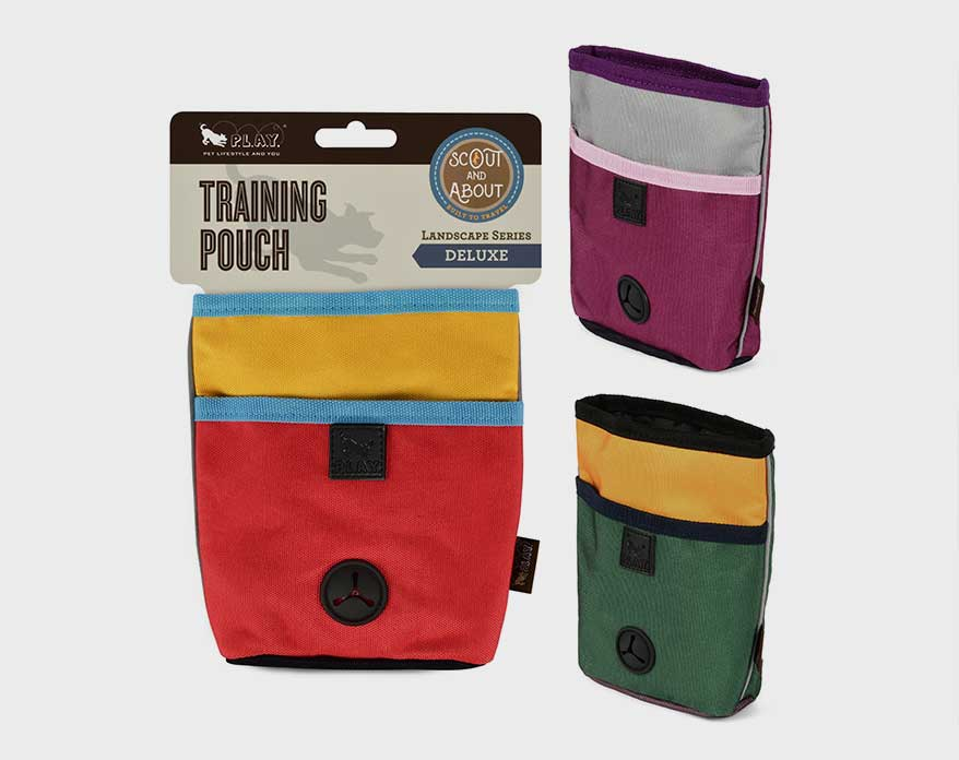Deluxe Training Pouch Landscape Series