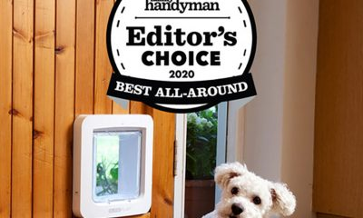 Smart Dog Door Award