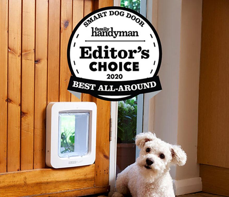 Smart Dog Door Award