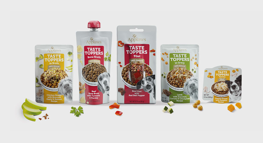 Applaws Taste Toppers products