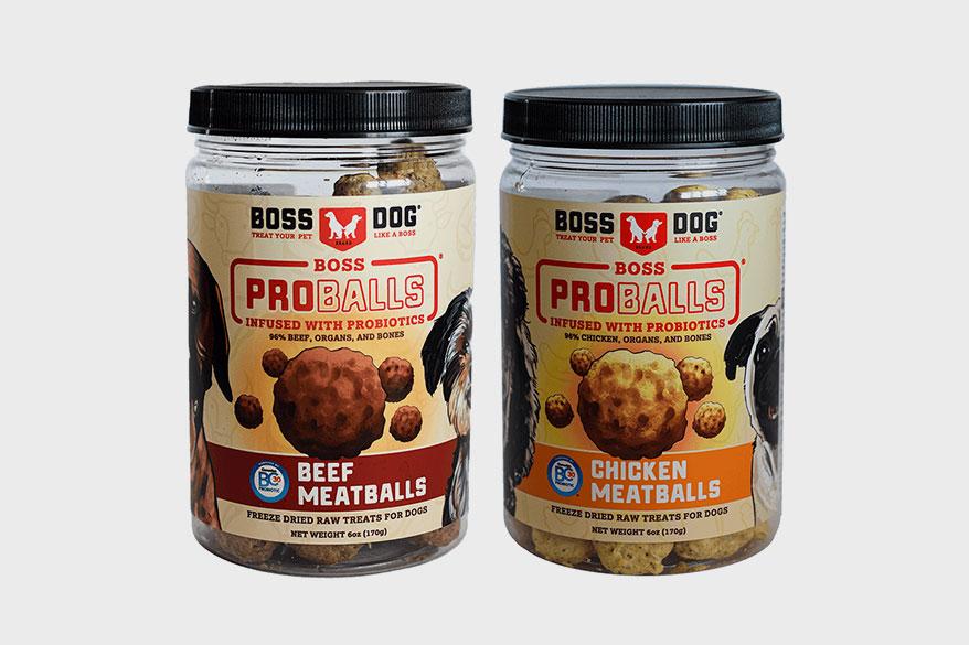 Boss Dog Proballs