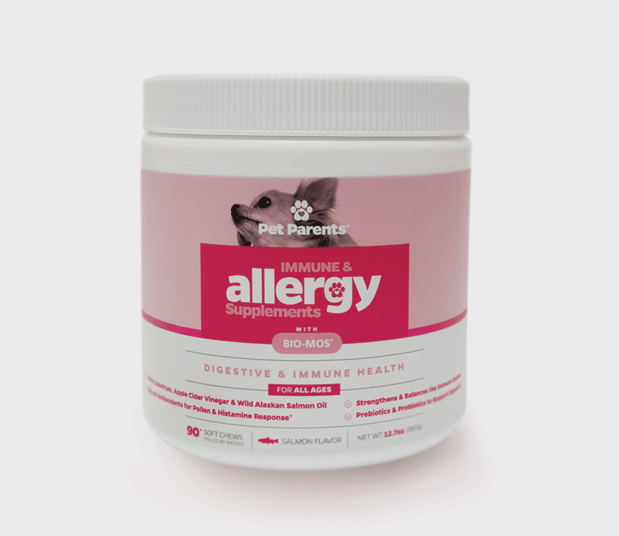 Pet Parents Allergy SoftSupps