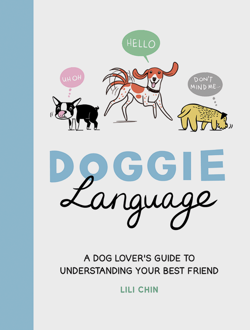 Doggie Language book