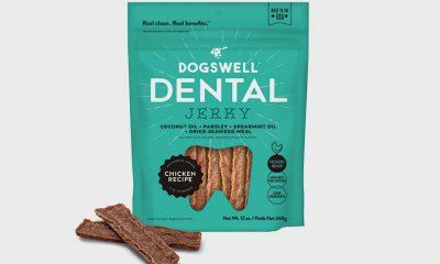 Dogswell Dental Jerky