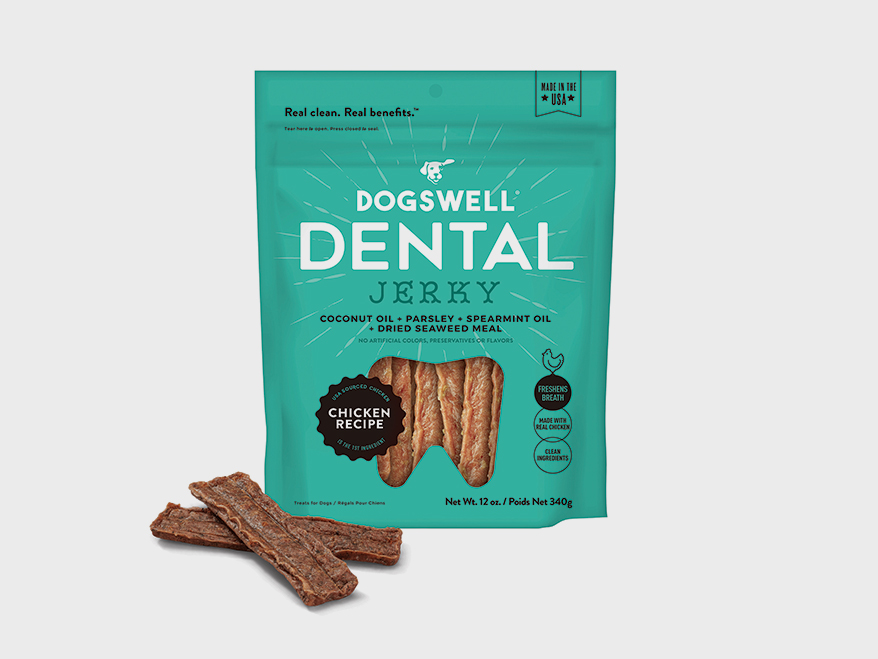 Dogswell Dental Jerky