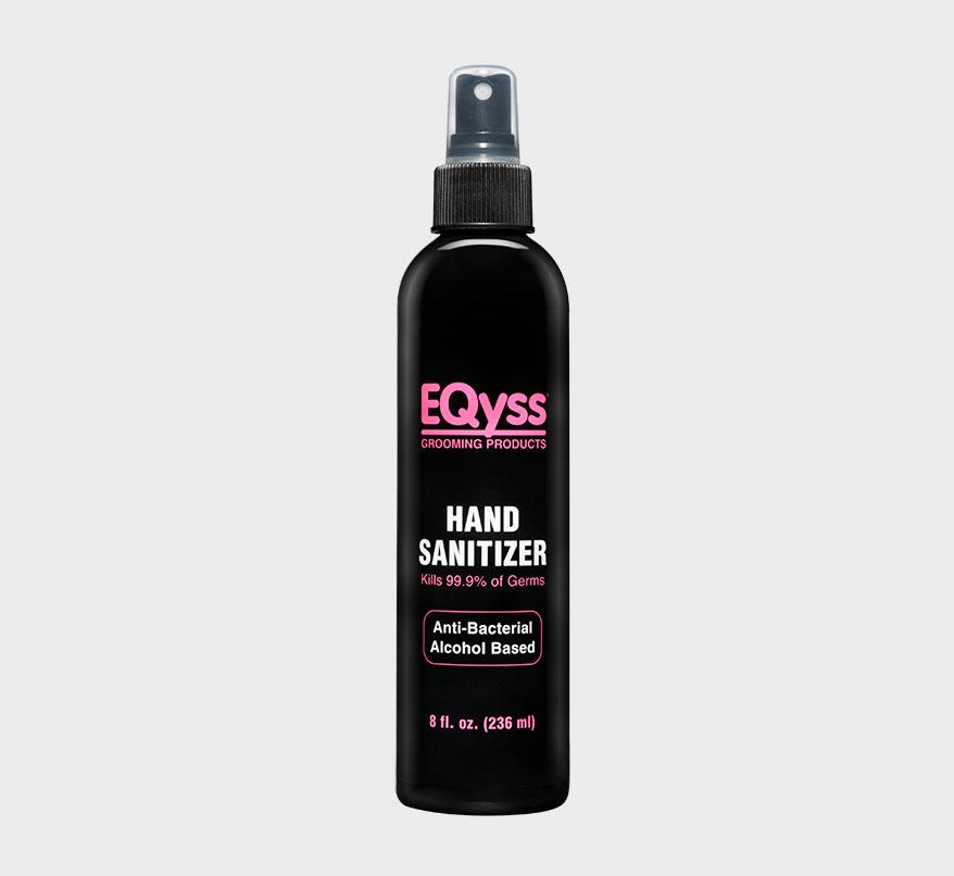 EQyss Hand Sanitizer Spray
