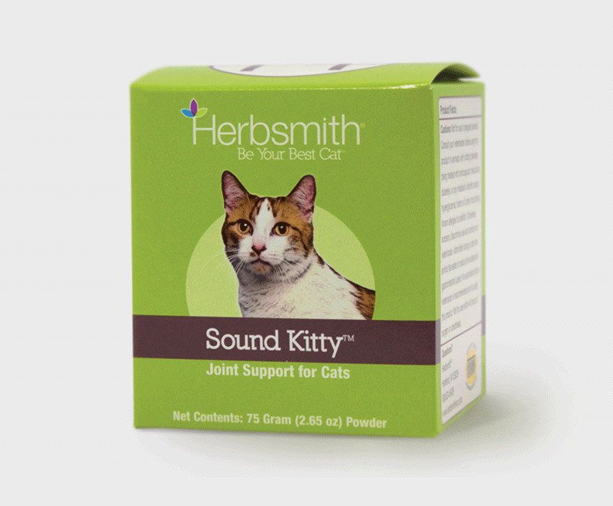 Herbsmith Sound Kitty Joint Support for Cats
