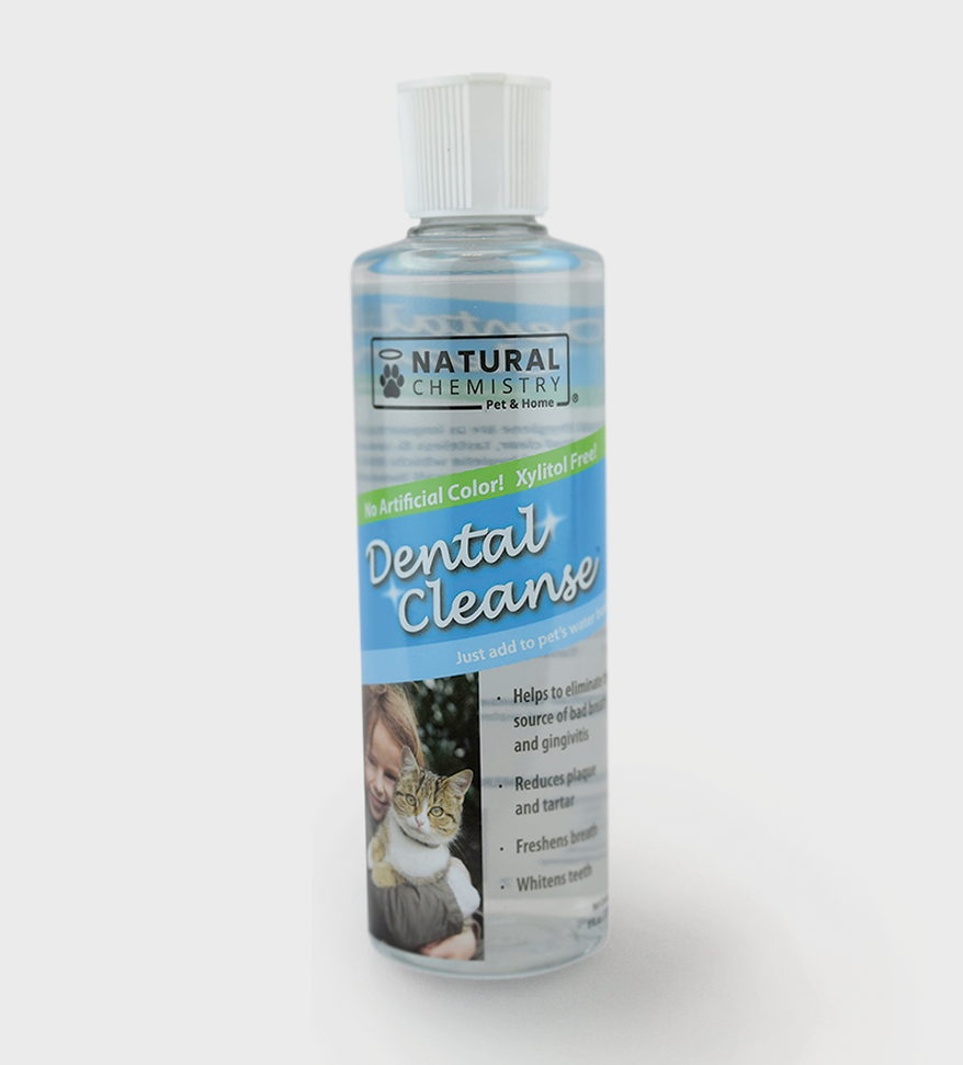MiracleCorp Natural Chemistry Dental Cleanse Cat