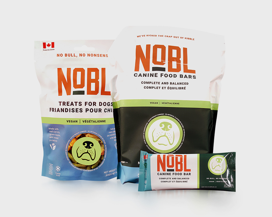 NOBL Foods Vegan Recipe