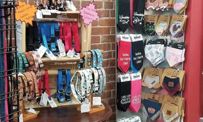 Firehouse bandana display