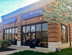 Just For Paws exterior