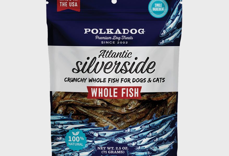 PolkaDog dehydrated Atlantic Silverside
