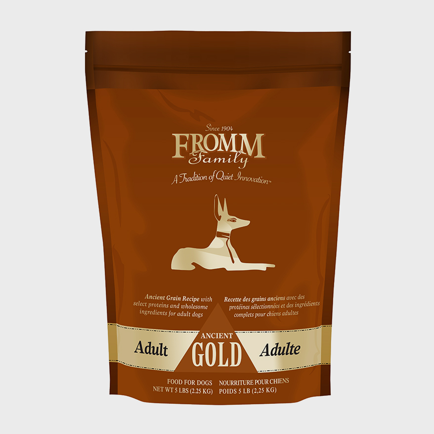 Fromm ancient gold dog dry adult