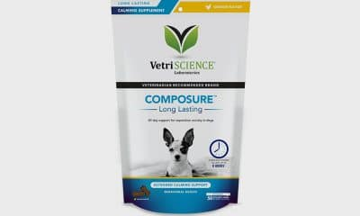 VetriScience first with all-day calming supplement