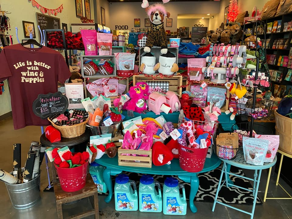 How Indie Pet Stores Are Celebrating — and Selling — Valentine's Day