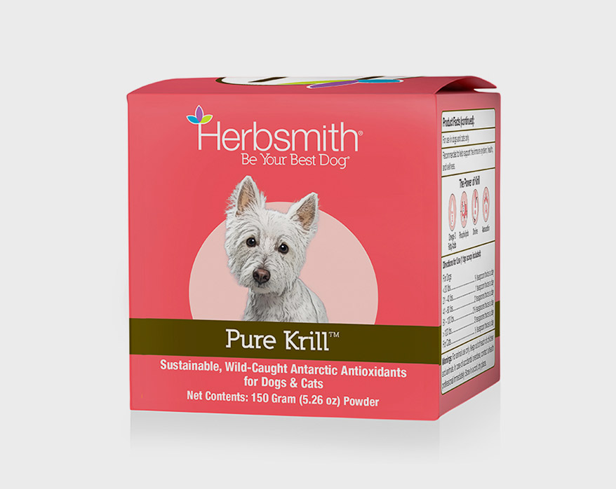 Pure Krill from HERBSMITH