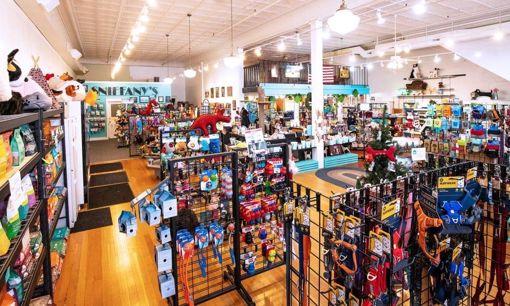 Sniffany's-Pet-Boutique-Interior